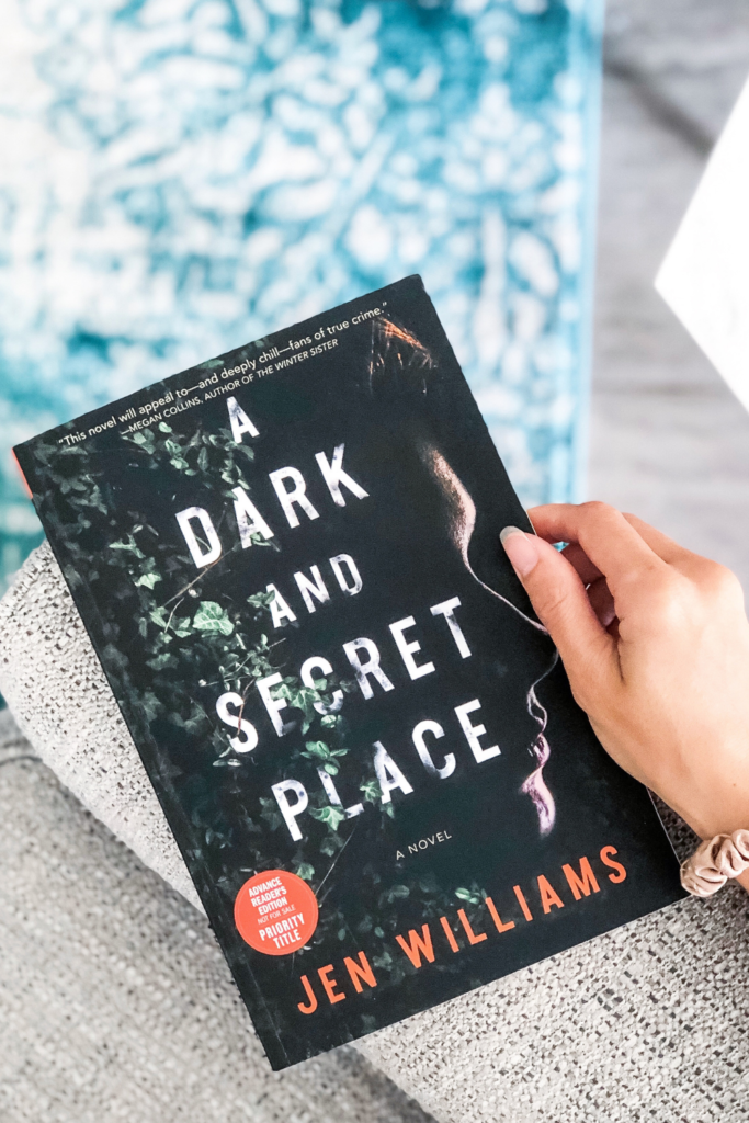 A Dark and Secret Place by Jen Williams book review
