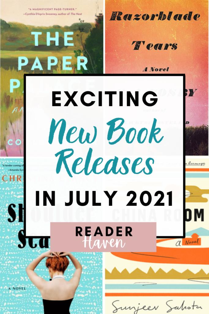 new fiction books July 2021