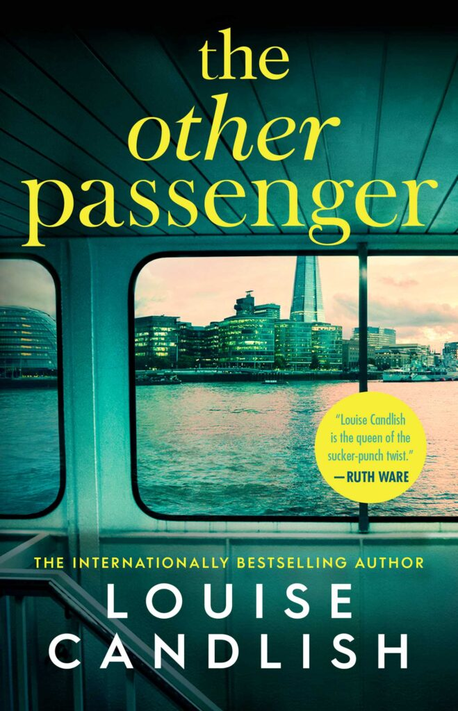 The Other Passenger by Louise Candlish book review
