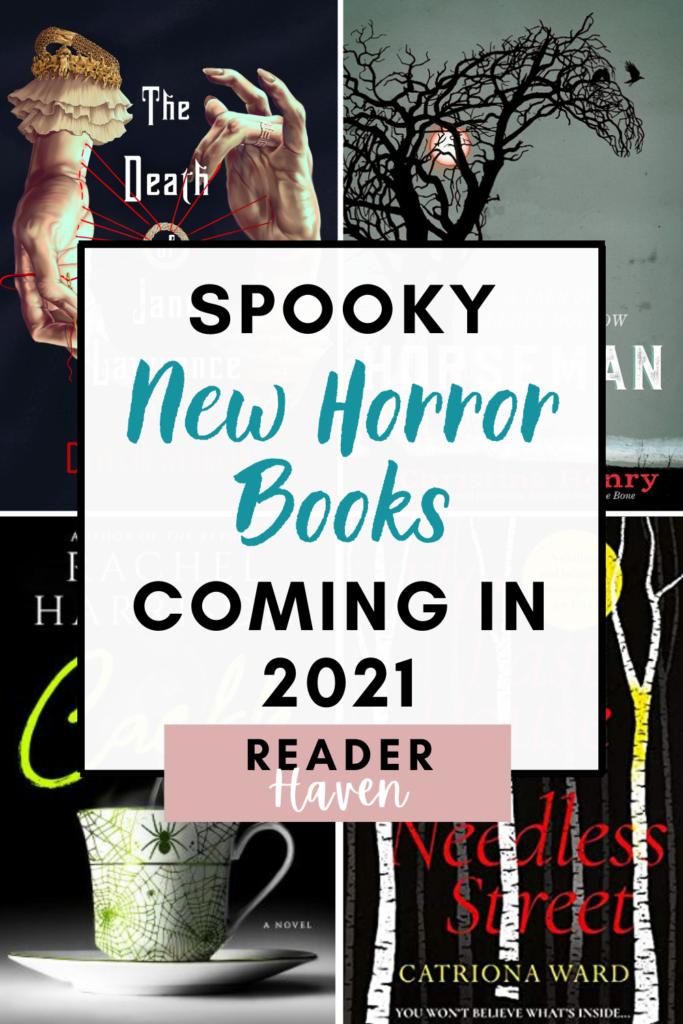 new 2021 horror books