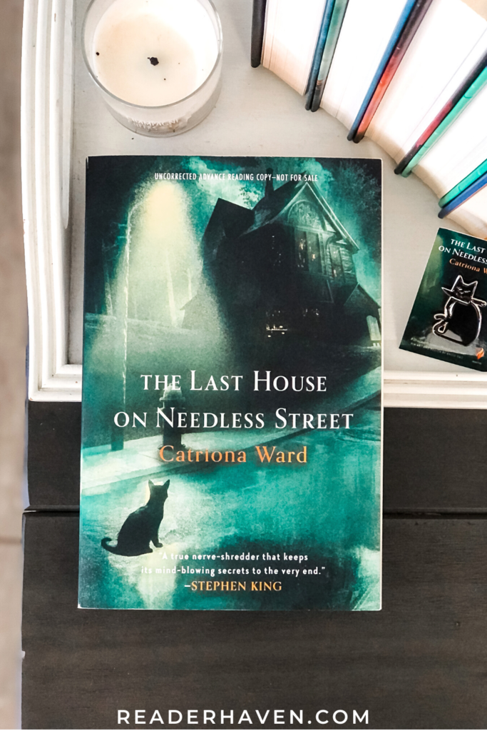 The Last House on Needless Street by Catriona Ward Book Review